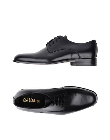 Galliano Laced Shoes   Footwear U by Galliano