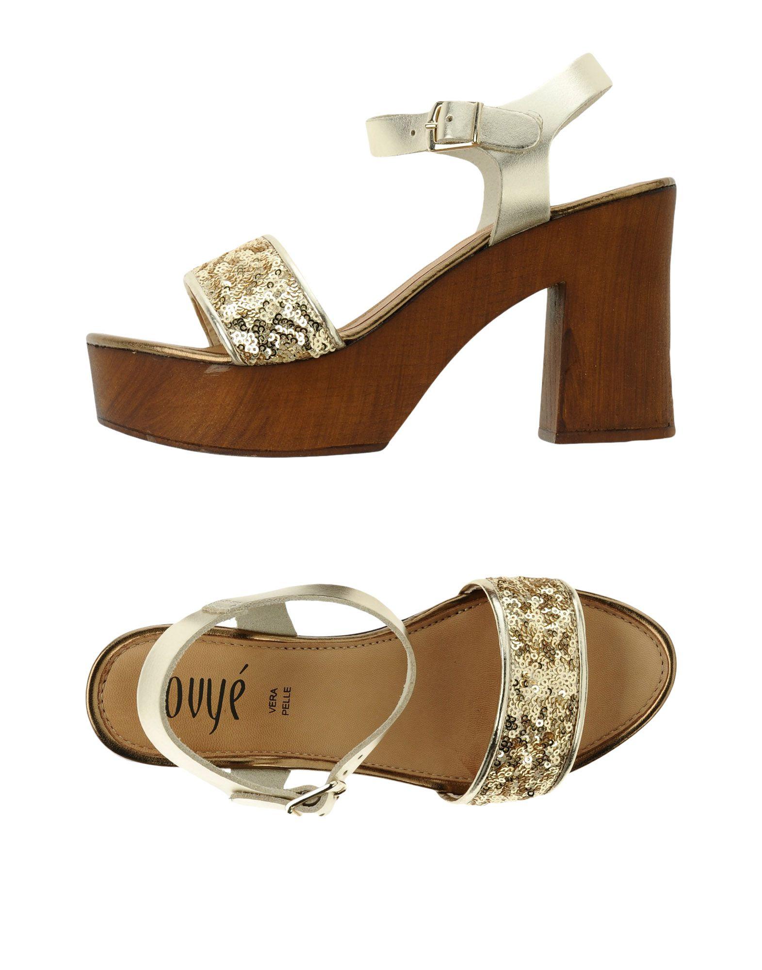 Chaussures - Mules Ovye Par Cristina Lucchi UJjjKwq3F