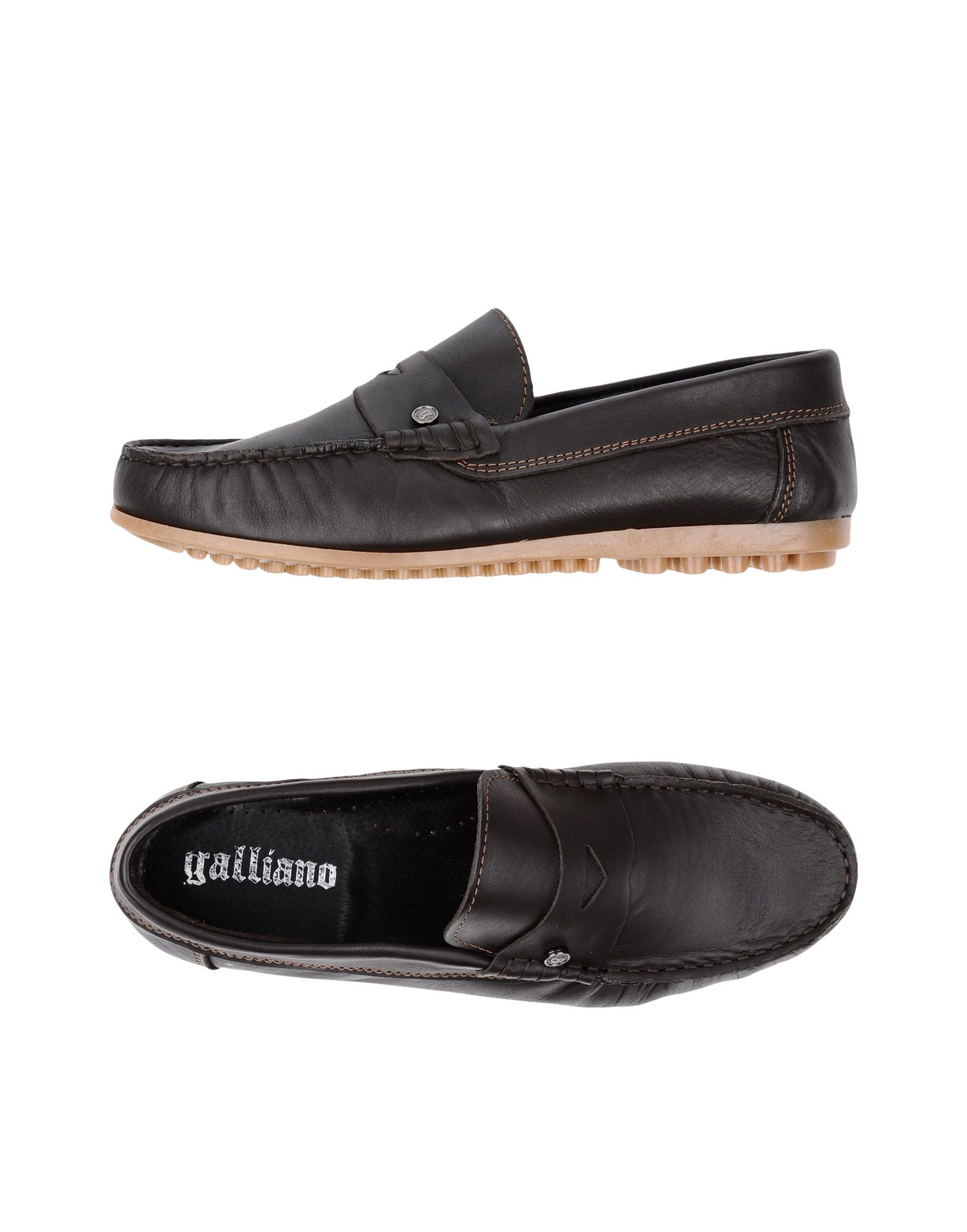 Rabatt echte Schuhe Schuhe echte Galliano Mokassins Herren  11336141XV 347ad0
