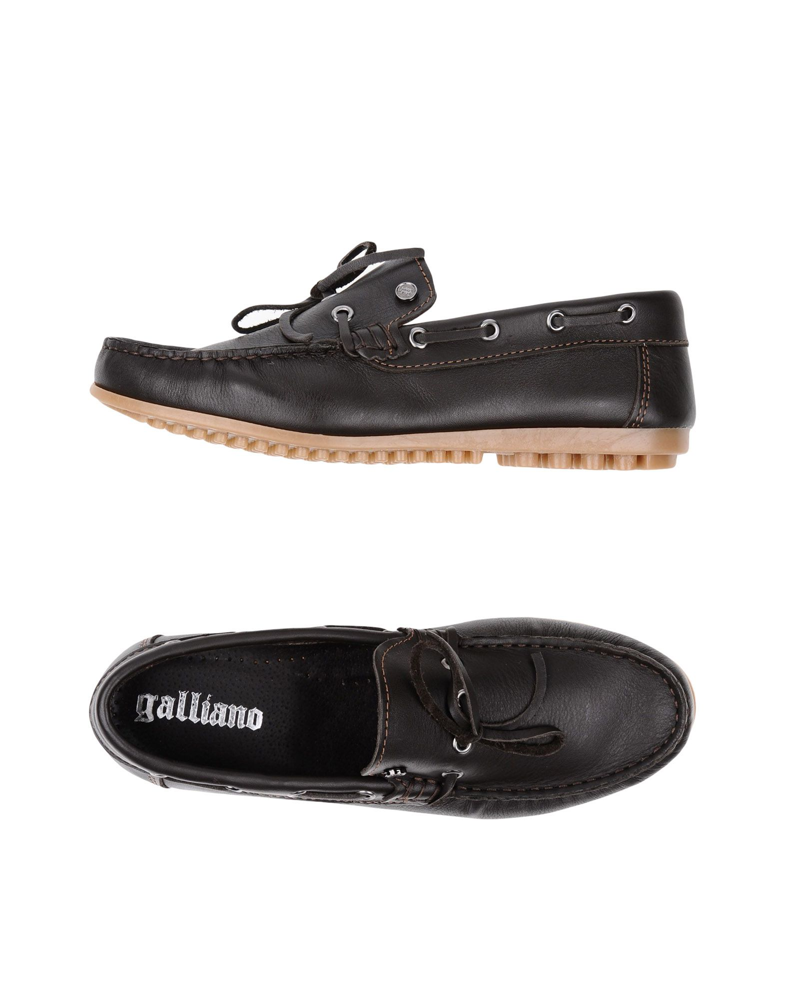 Moda Mocassino Galliano Uomo - 11336143SD