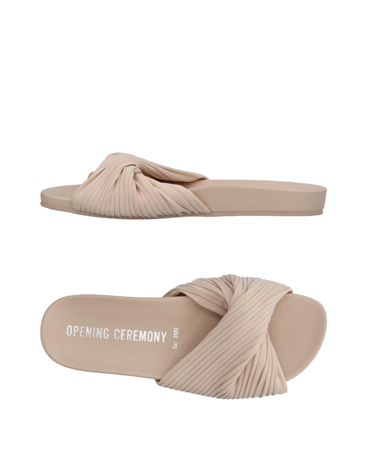 Opening Ceremony Paulyna Slide  11336195PC Gute Qualität beliebte Schuhe