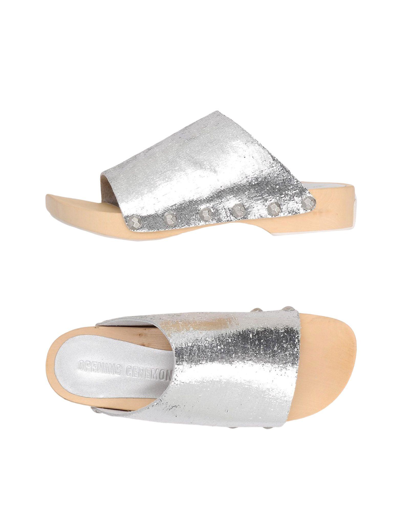 Opening Ceremony Nykola Clog  11336208AI Gute Qualität beliebte Schuhe