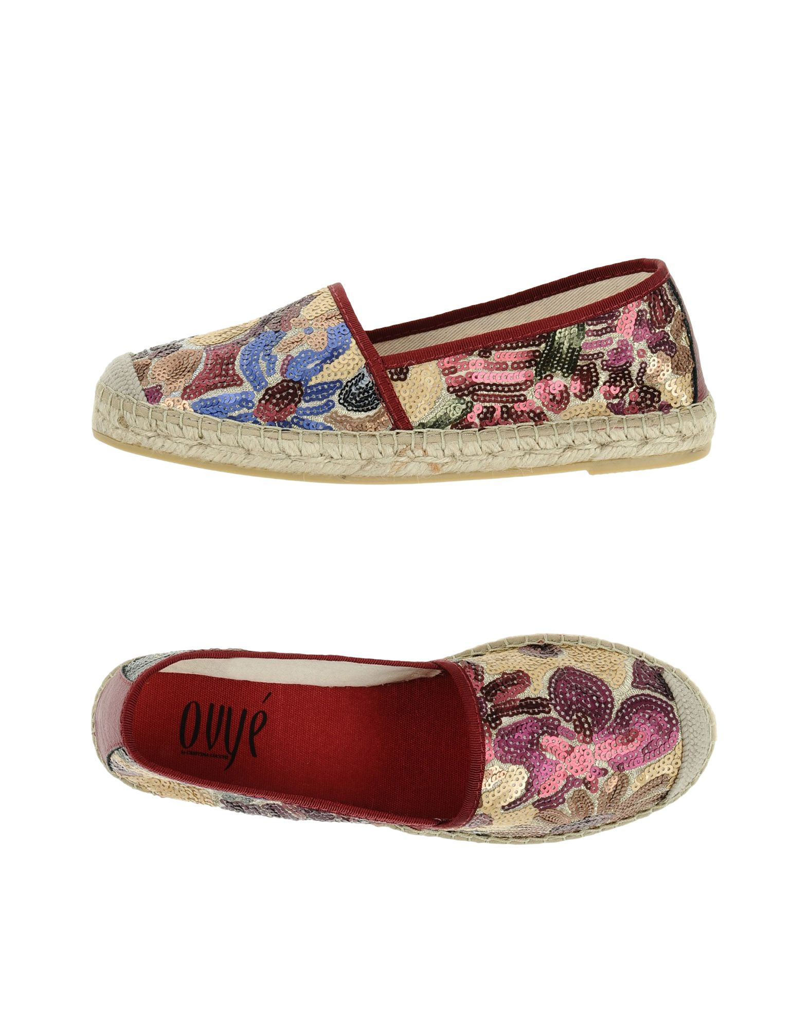 Espadrilles Ovye By Cristina Lucchi Femme - Espadrilles Ovye By Cristina Lucchi sur