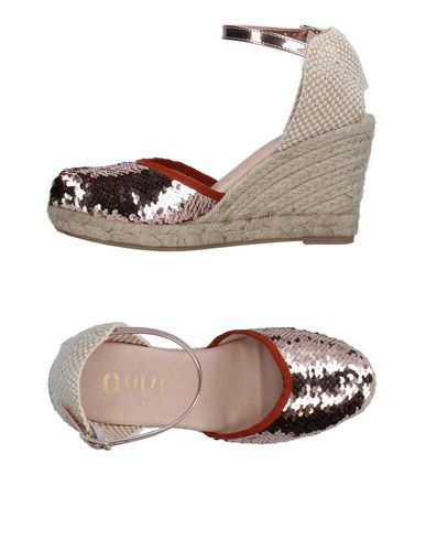 Chaussures - Espadrilles Ovye Par Cristina Lucchi S3Okoj