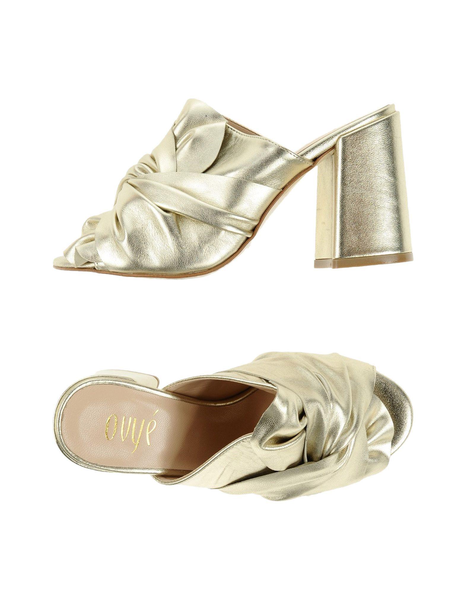 Ovye' By Cristina Lucchi Sandalen Damen  11336237GC Gute Qualität beliebte Schuhe