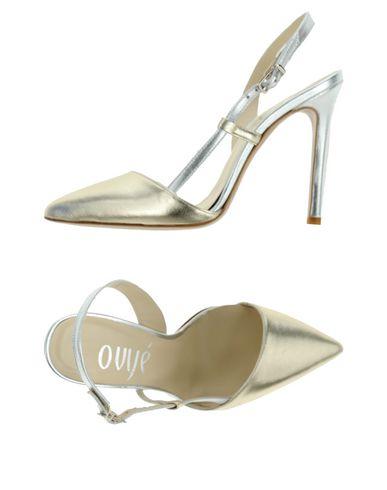 Ovye Av Cristina Lucchi Shoe Grå fabrikkutsalg online ser etter billig real målgang Pjwea8
