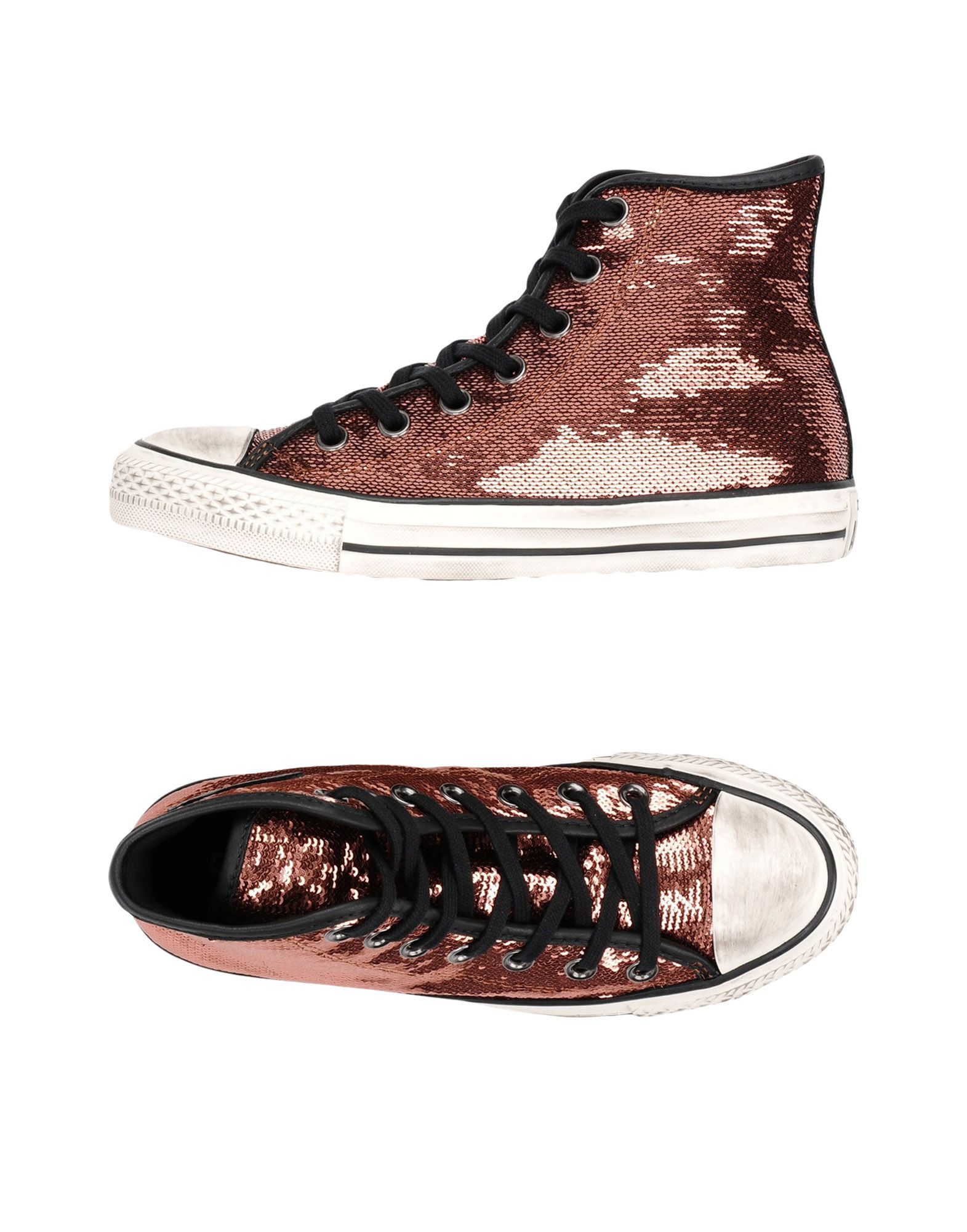 Sneakers Converse All Star Ct As Hi Sequins Distressed - Femme - Sneakers Converse All Star sur