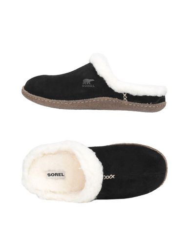 Los zapatos más populares para Sorel hombres y mujeres Pantufla Sorel para Nakiska Slide - Mujer - Pantuflas Sorel - 11336434AD Negro f406bc