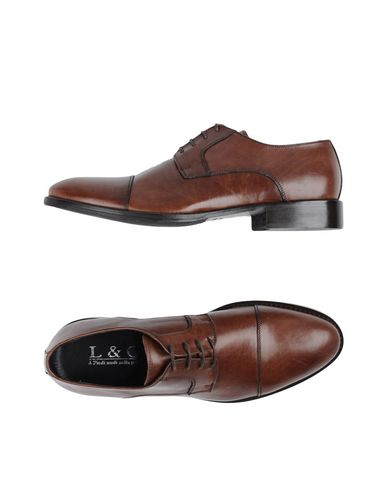 Zapatos con descuento Zapato De Zapatos Cordones L&G Hombre - Zapatos De De Cordones L&G - 11336464SA Café 34b6f2