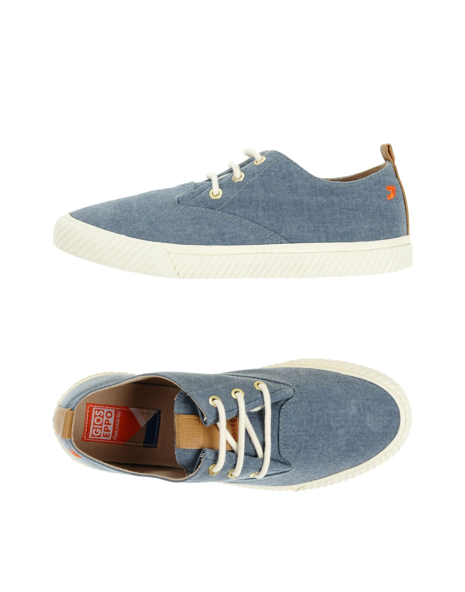 Sneakers Gioseppo Homme - Sneakers Gioseppo  Bleu pétrole Chaussures femme pas cher homme et femme