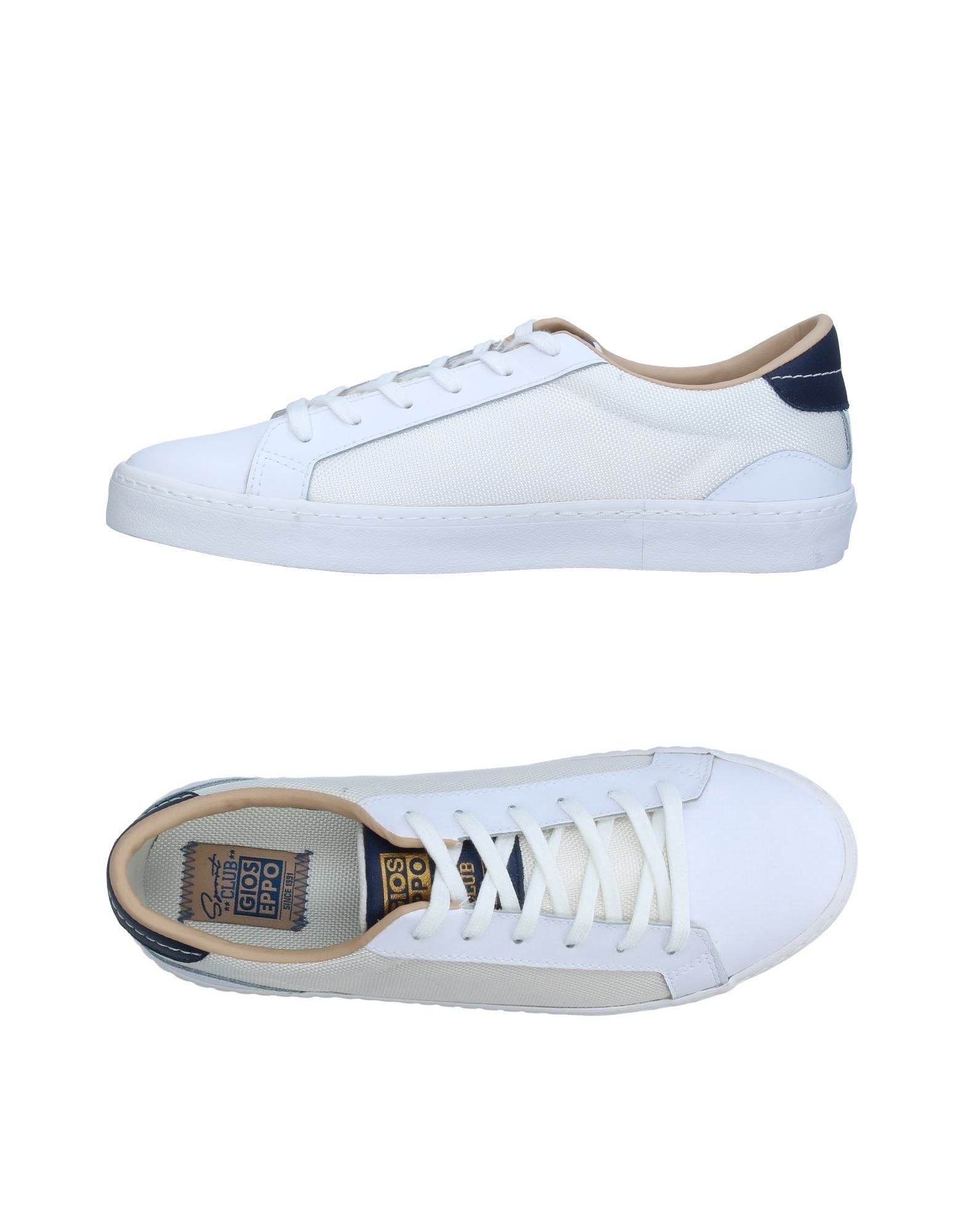 Sneakers Gioseppo Homme - Sneakers Gioseppo  Blanc Dédouanement saisonnier