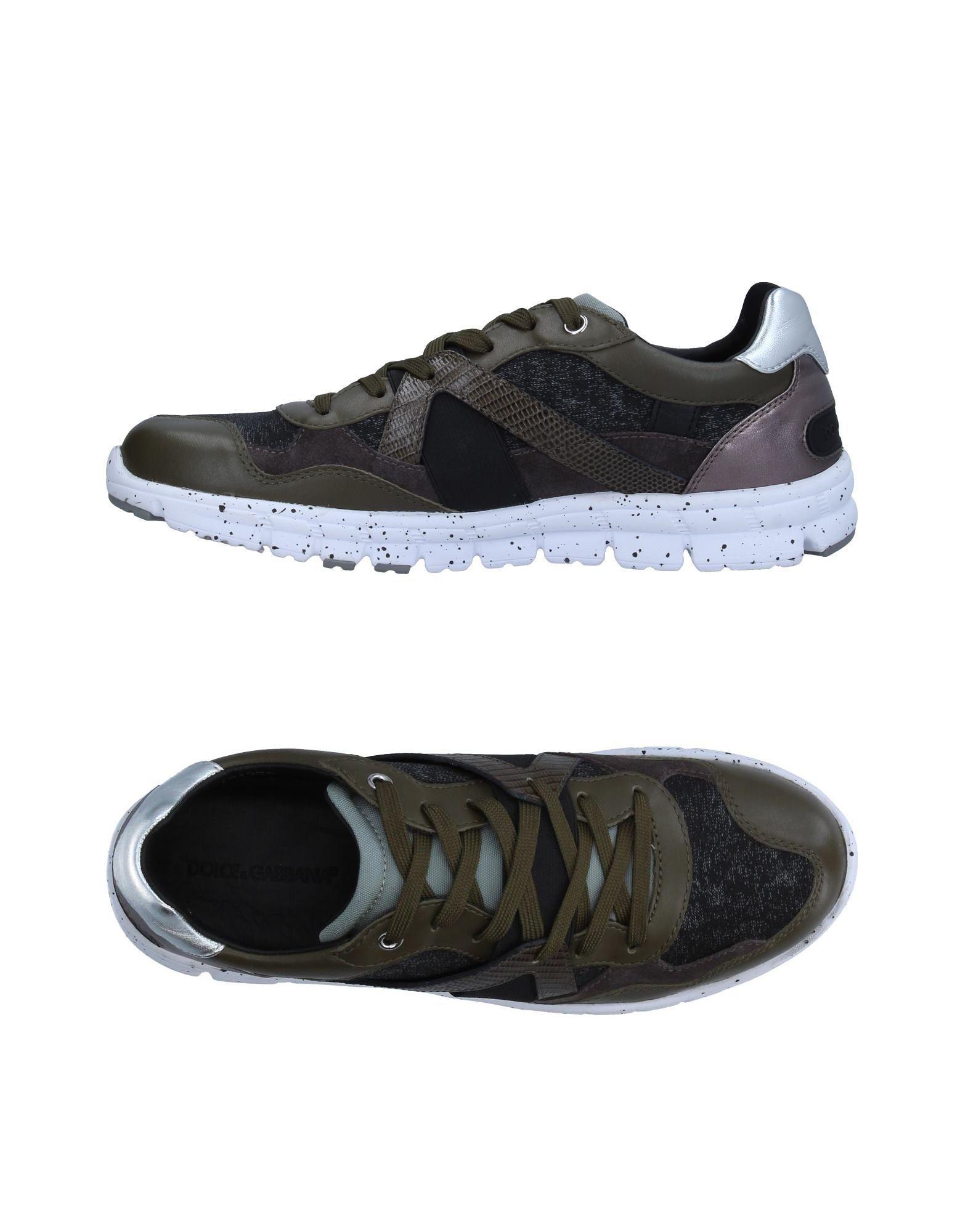 Dolce & Gabbana Sneakers Herren  11336575IU