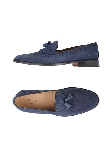 BELSIRE Loafers in Slate Blue