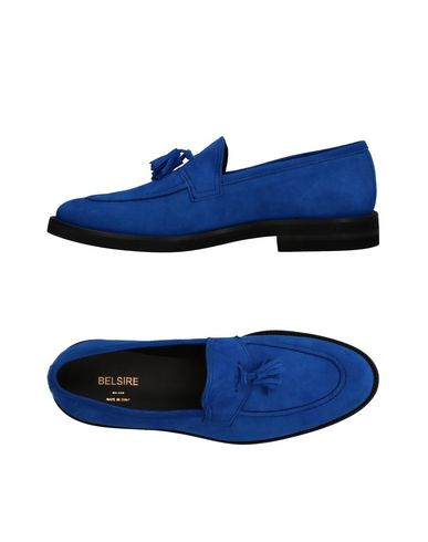 BELSIRE Loafers in Bright Blue