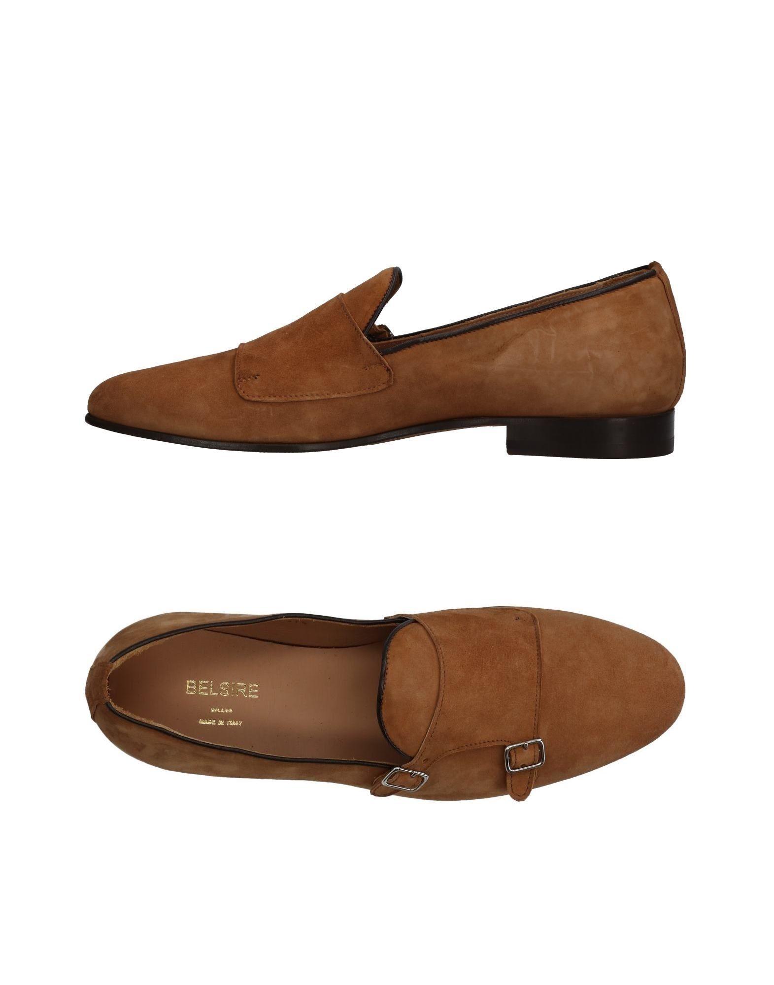 Rabatt echte Schuhe Belsire Mokassins Herren  11336656MT
