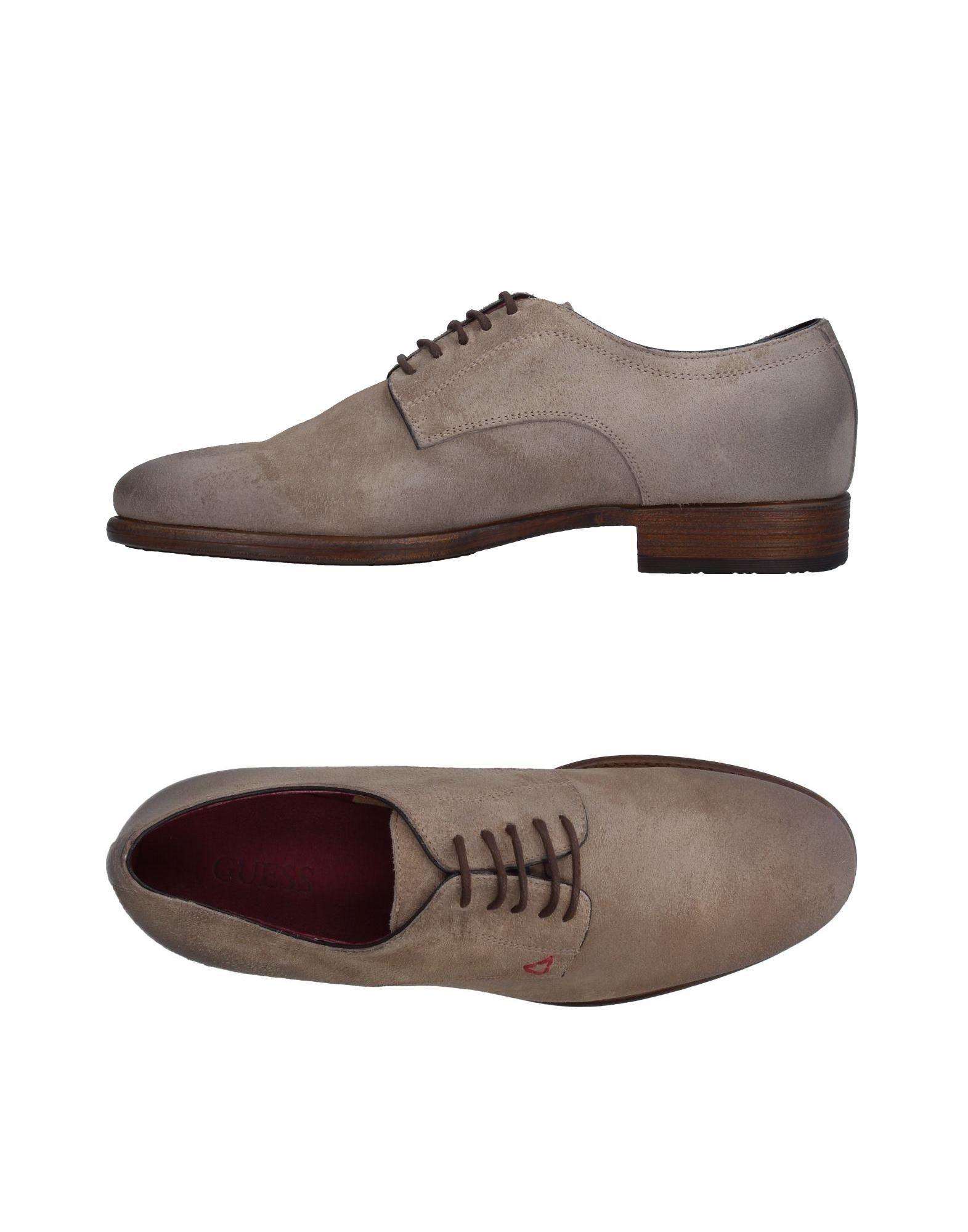 Rabatt echte Schuhe Guess Schnürschuhe Herren  11336733BL