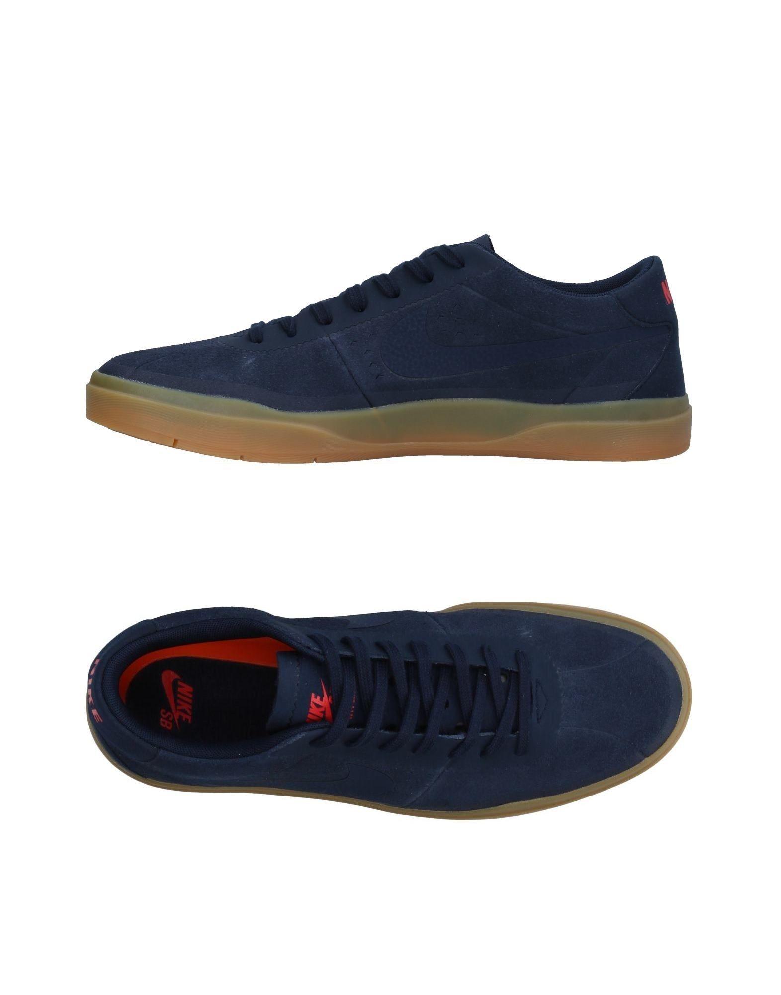 Sneakers Nike Homme - Sneakers Nike  Bleu foncé Dernières chaussures discount pour hommes et femmes