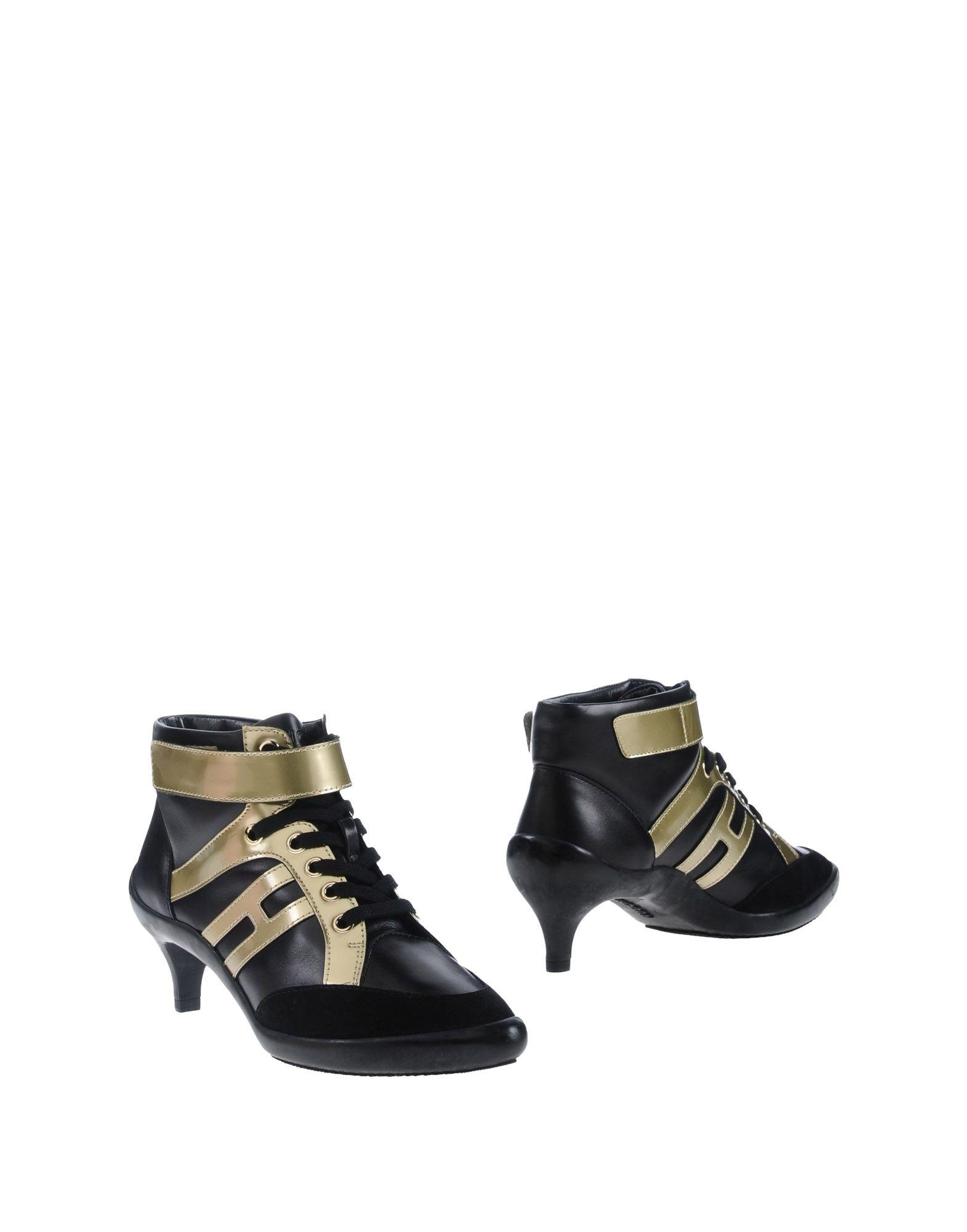 Stilvolle billige Schuhe Hogan Stiefelette Damen  11336825UD