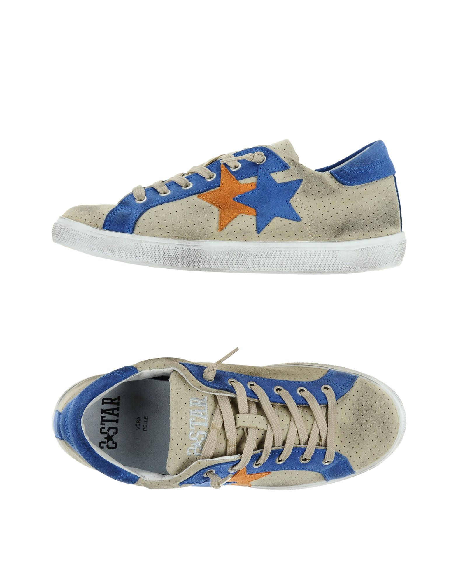 Moda Sneakers 2Star Donna - 11336838WH