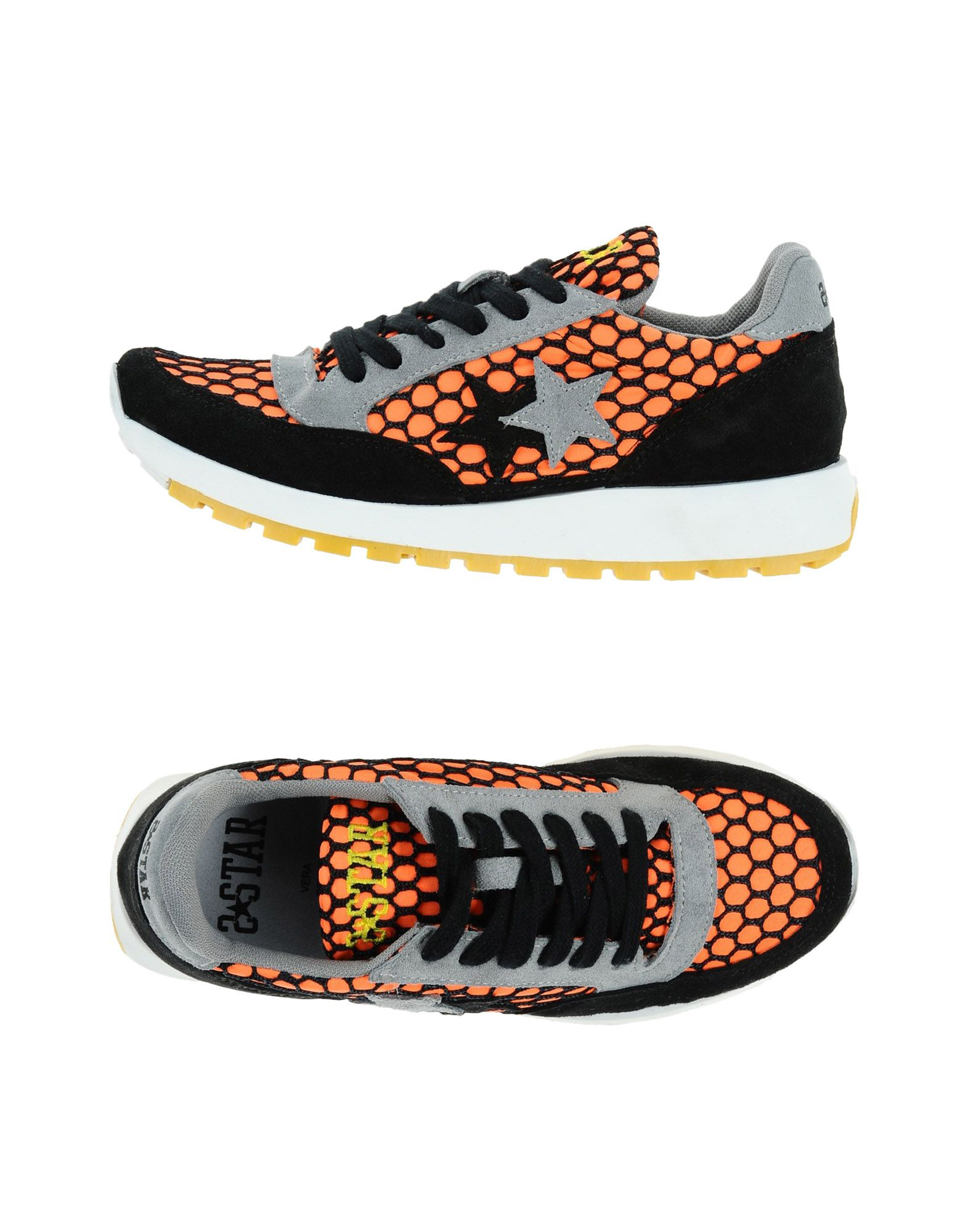 Moda Sneakers 2Star Donna - 11336860OR