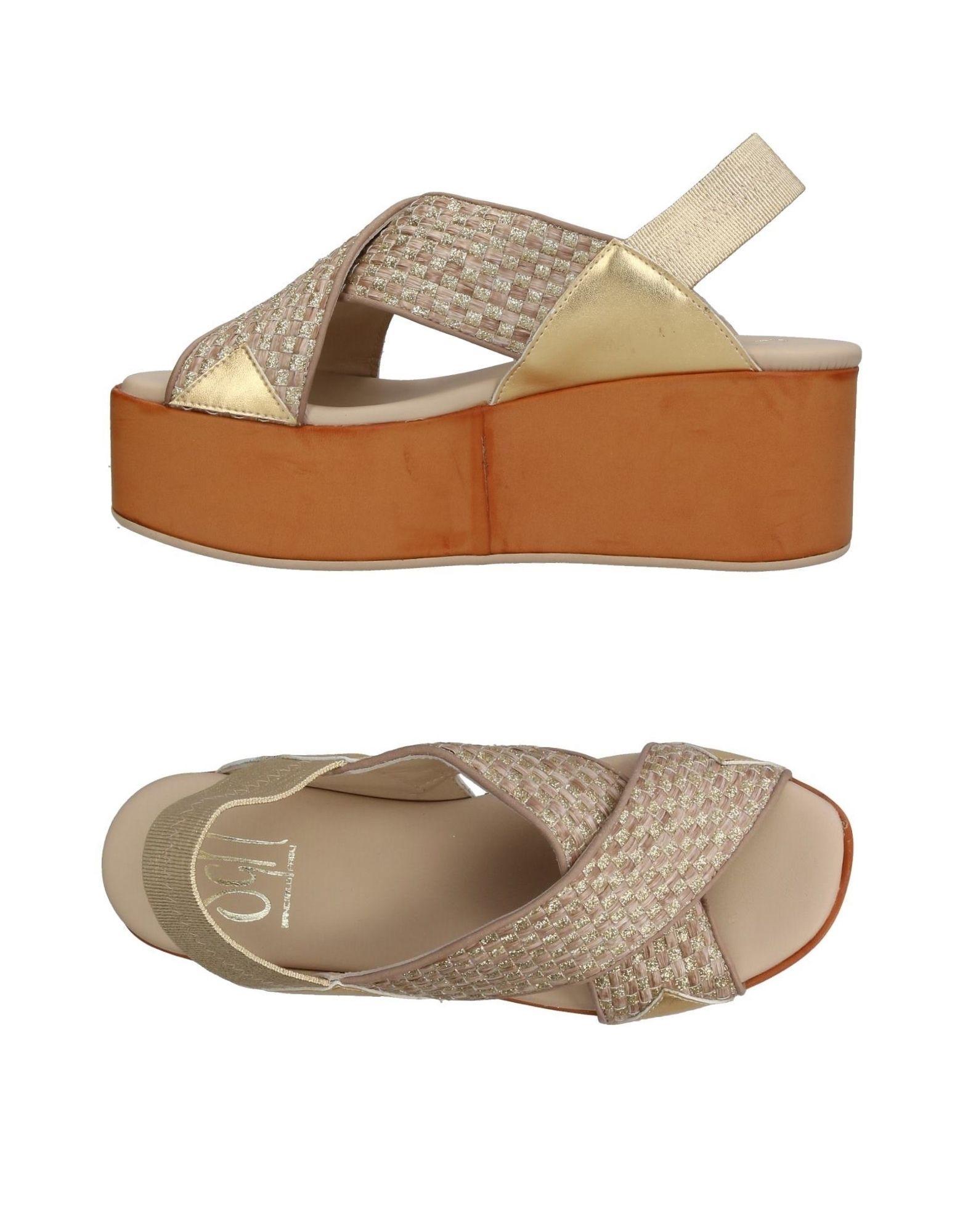 Sgn Giancarlo Paoli Sandalen Damen  11336945CO Gute Qualität beliebte Schuhe
