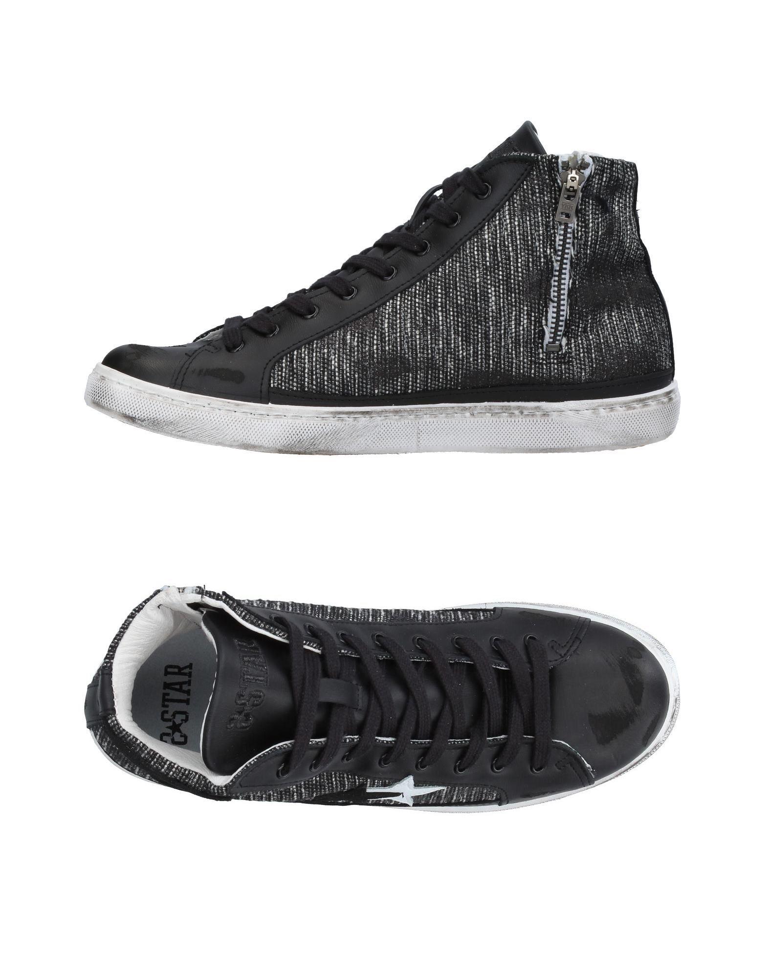 Rabatt echte echte Rabatt Schuhe 2Star Sneakers Herren  11336987LK ec0c72