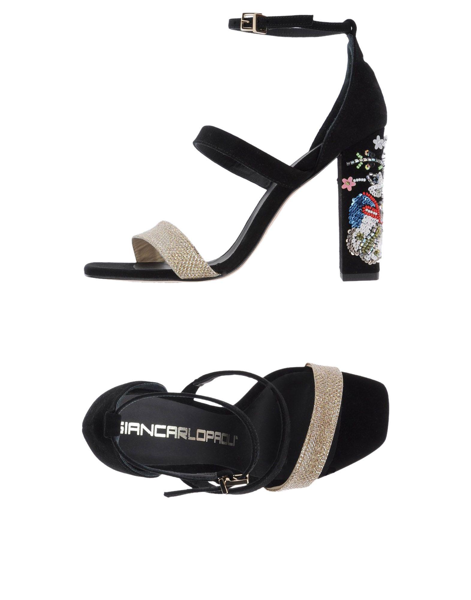 Gut um billige Schuhe zu tragenGiancarlo Paoli Sandalen Damen  11337015OV