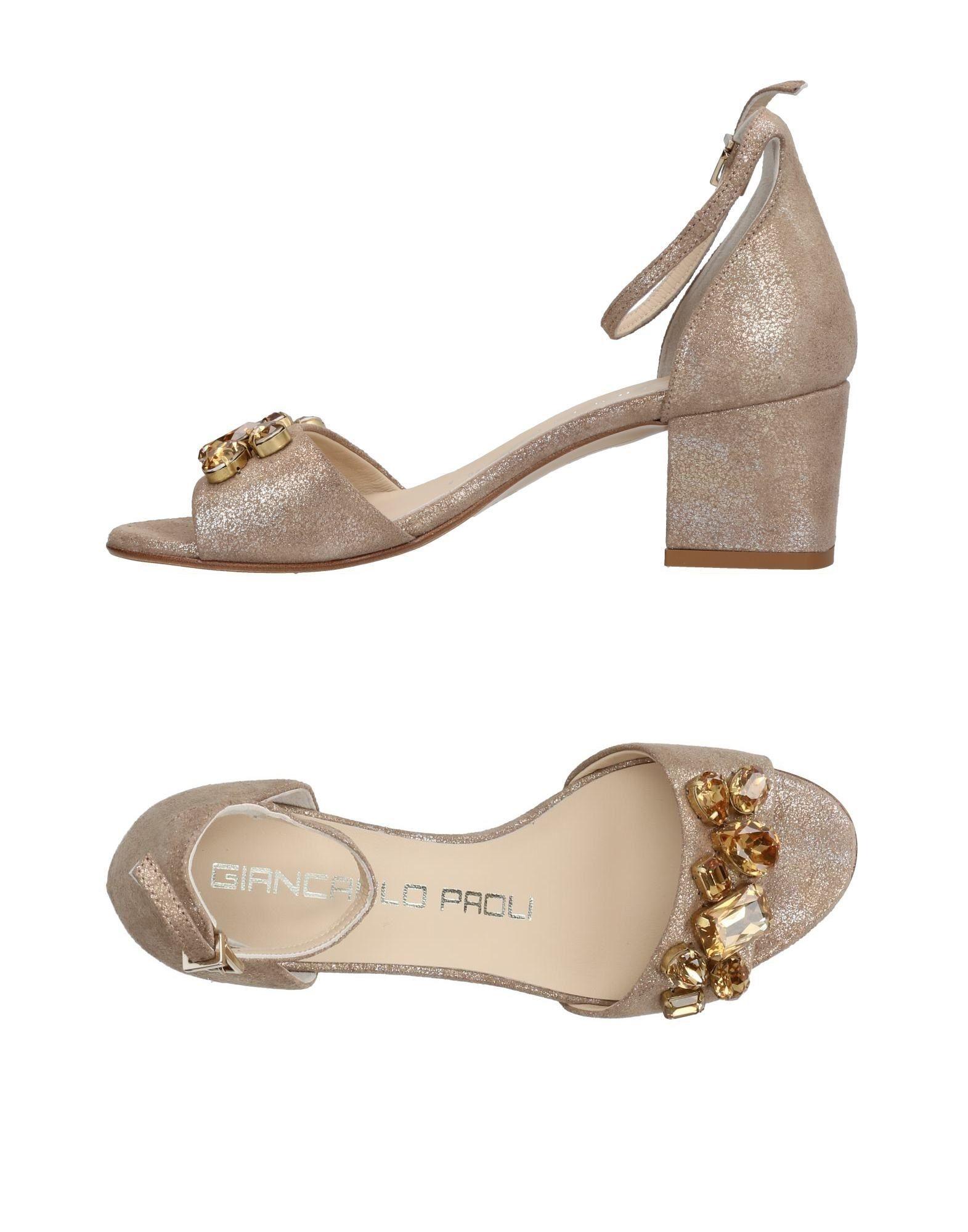 Gut um billige Schuhe zu tragenGiancarlo Paoli Sandalen Damen  11337029PT