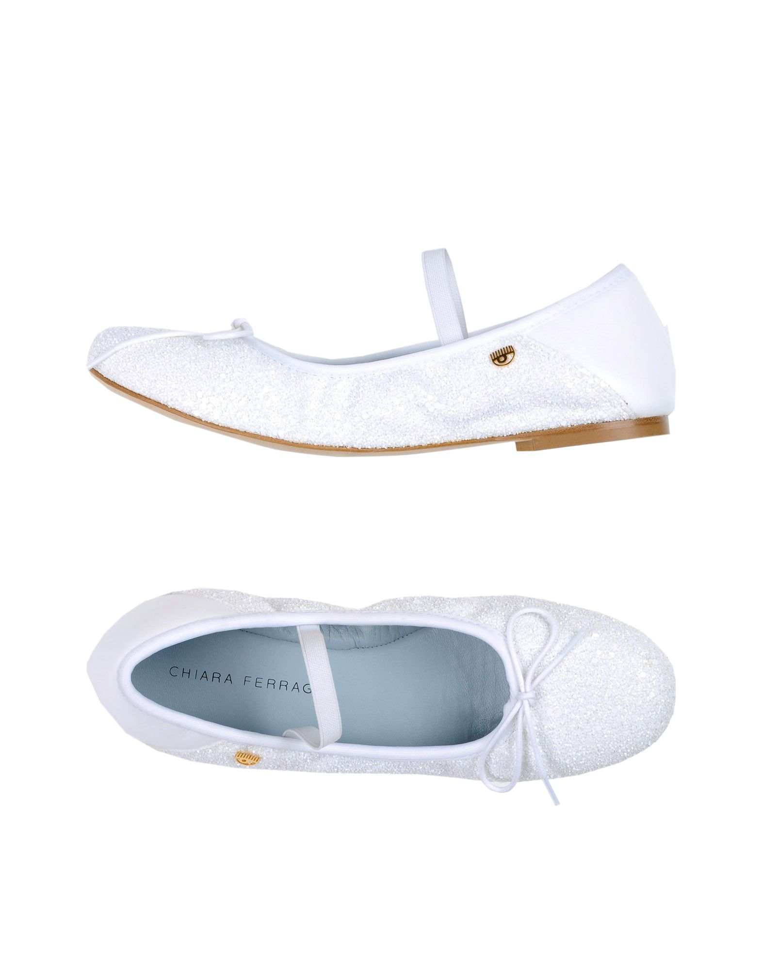 Gut um billige Schuhe zu tragenChiara Ferragni Ballerinas Damen  11337031IK