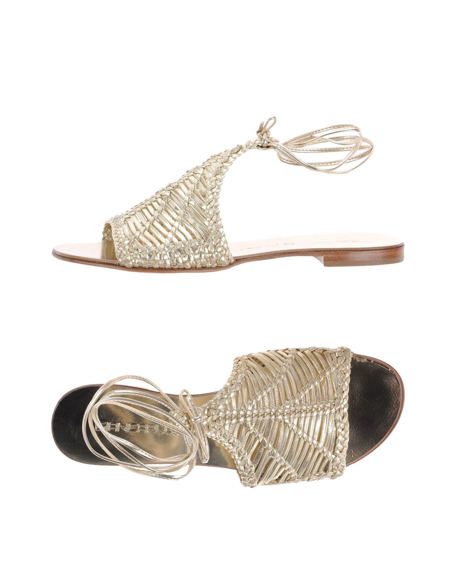 Gut um billige Schuhe zu tragenGiancarlo Paoli Sandalen Damen  11337039FW