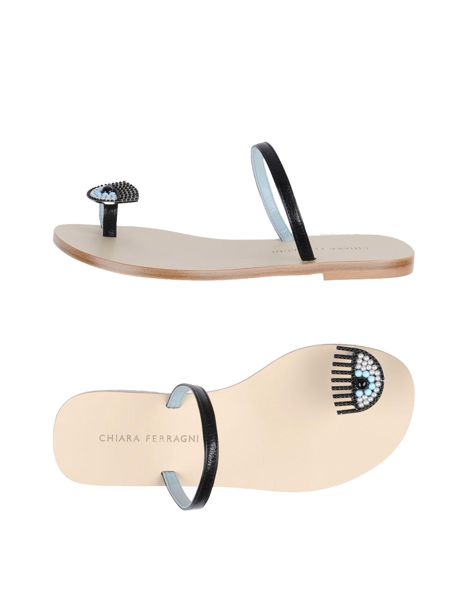 Rabatt Damen Schuhe Chiara Ferragni Dianetten Damen Rabatt  11337057LG 0c497a