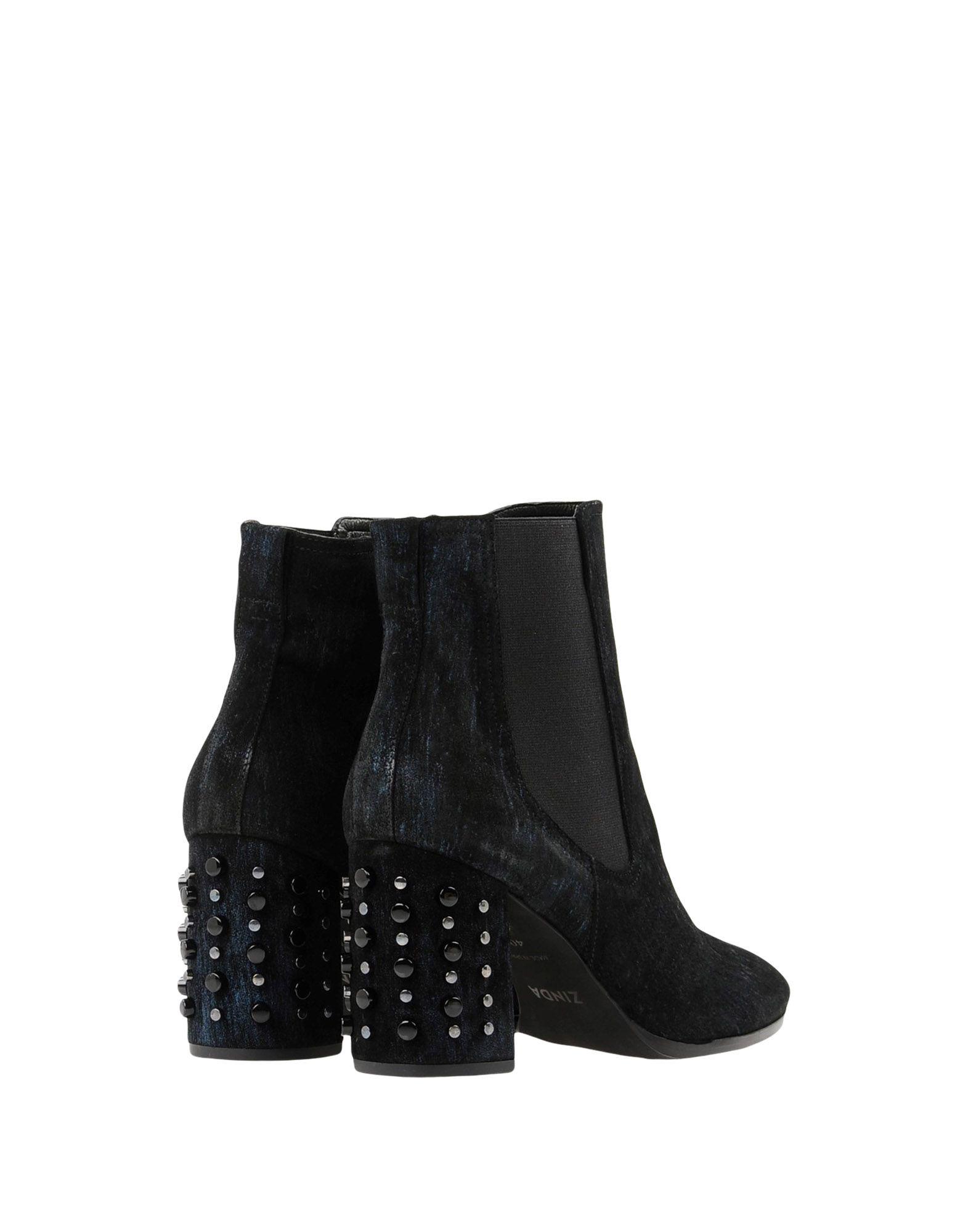 Stilvolle billige Schuhe Zinda  Stiefelette Damen  Zinda 11337059SB 6630a7
