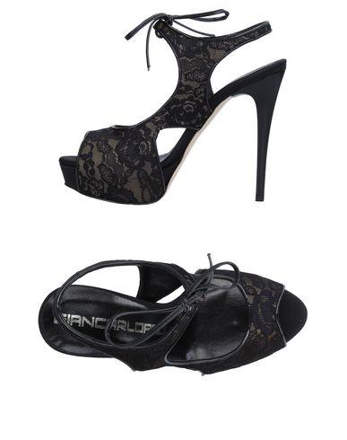 GIANCARLO PAOLI Sandalen Kaufen Sie billig beliebt Hohe Qualität Online-Verkauf Ausverkauf Großhandelspreis FPCvg0