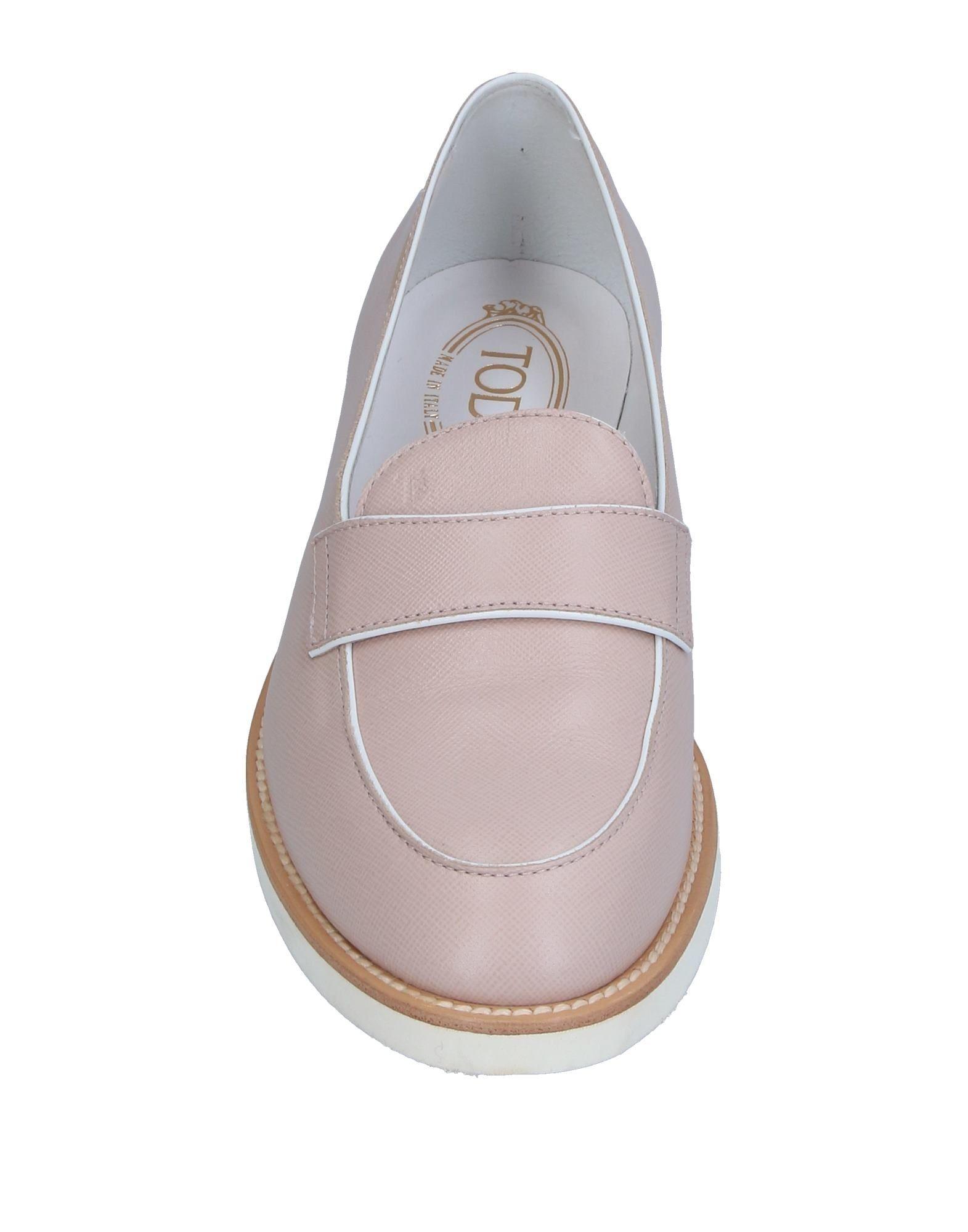 Tod's Mokassins Schuhe Damen  11337066RLGut aussehende strapazierfähige Schuhe Mokassins eb7912