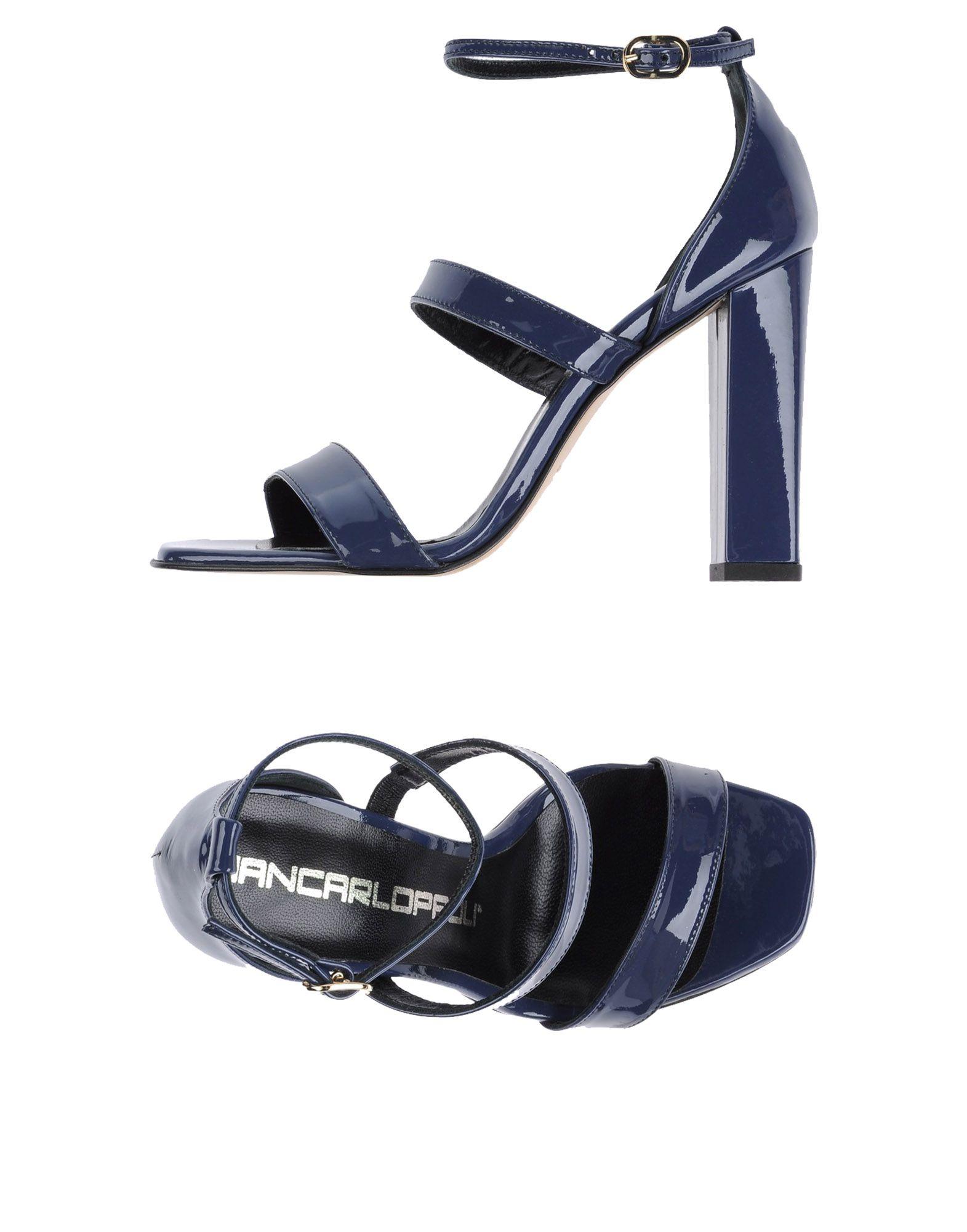 Gut tragenGiancarlo um billige Schuhe zu tragenGiancarlo Gut Paoli Sandalen Damen  11337124CL 9267cd