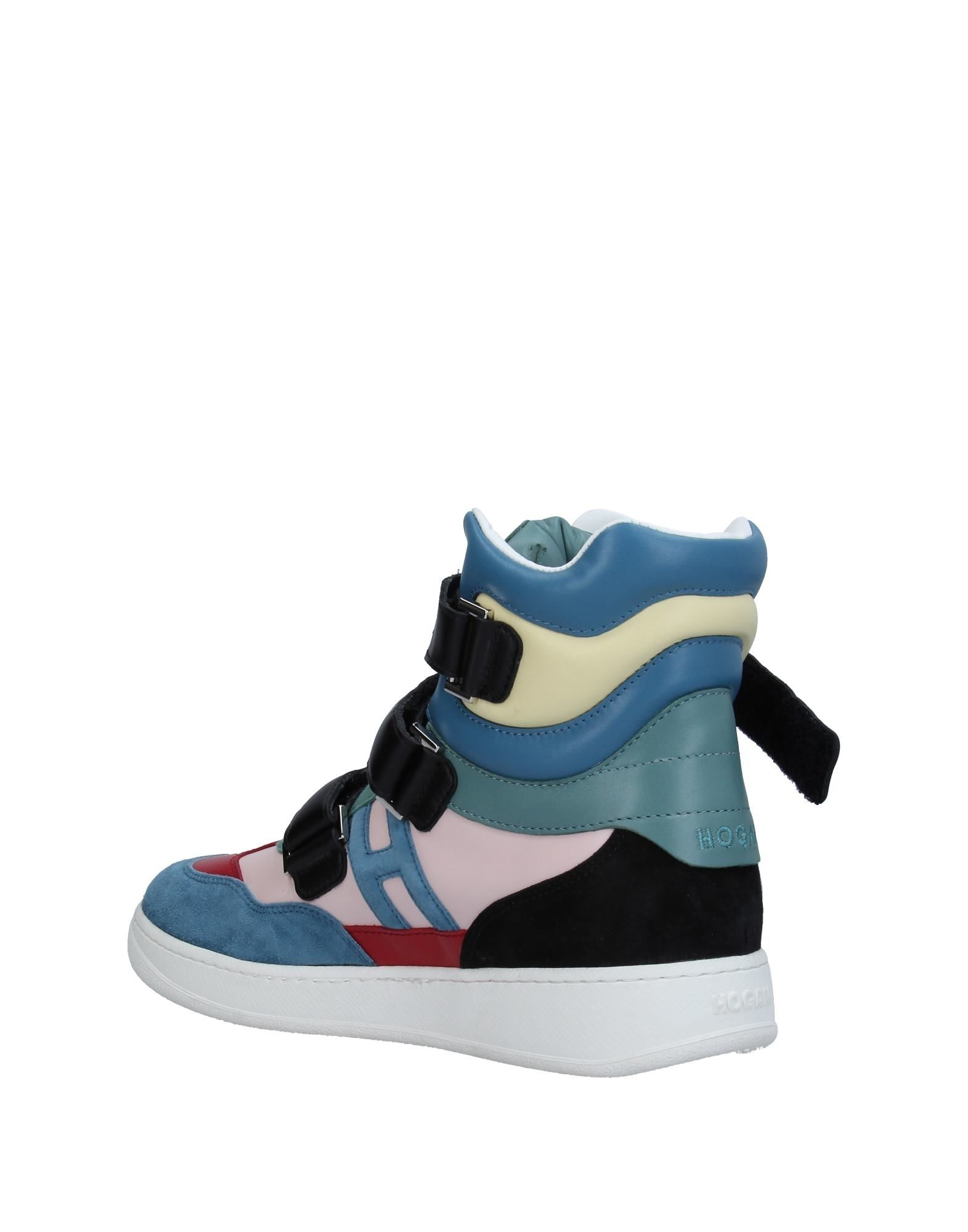 Katie Grand Loves Hogan aussehende Sneakers Damen  11337134AKGut aussehende Hogan strapazierfähige Schuhe 048281
