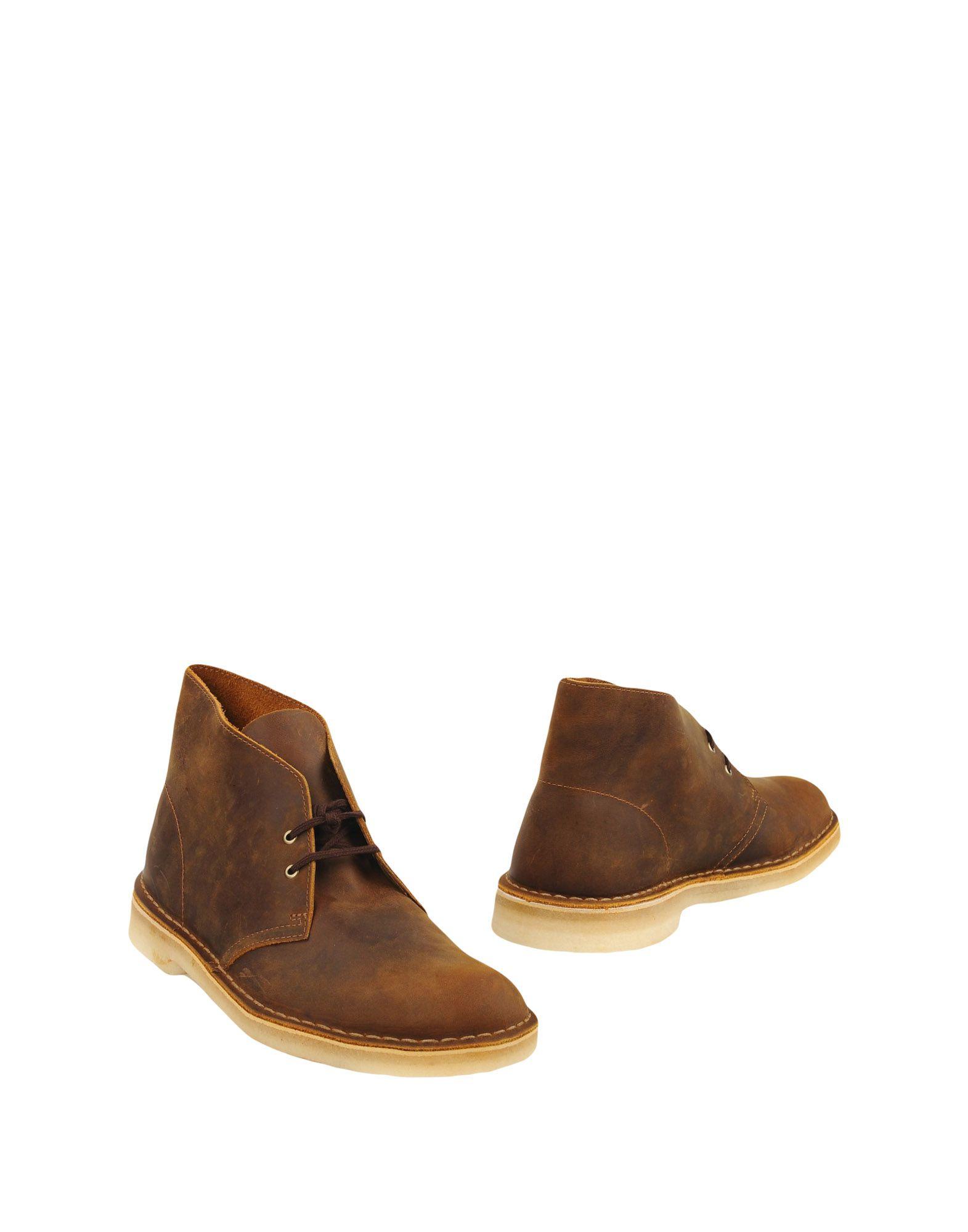 Rabatt echte Schuhe Clarks Desert Boot  11337137OS