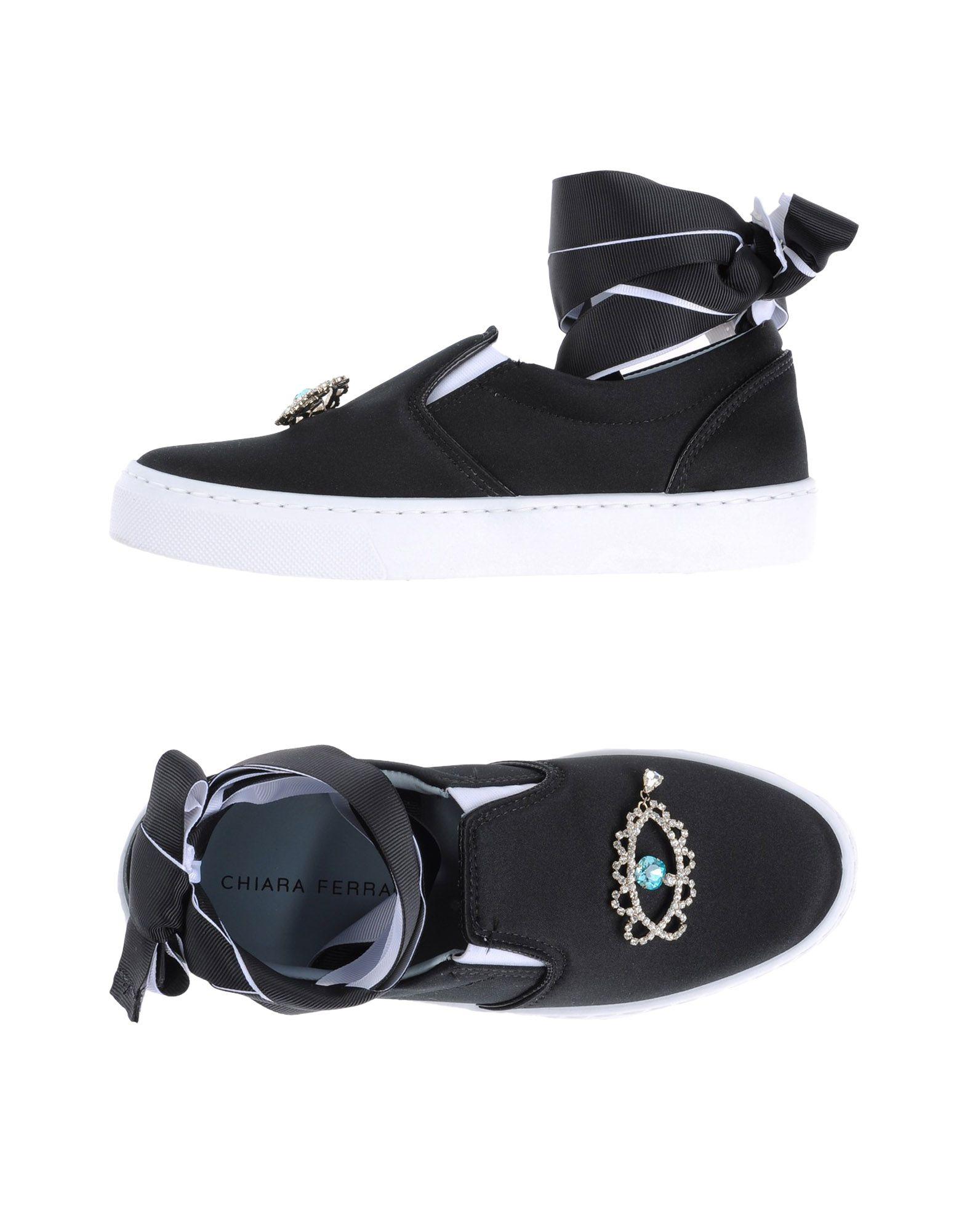 Chiara Ferragni Ferragni Sneakers - Women Chiara Ferragni Ferragni Sneakers online on  United Kingdom - 11337140LQ e47093