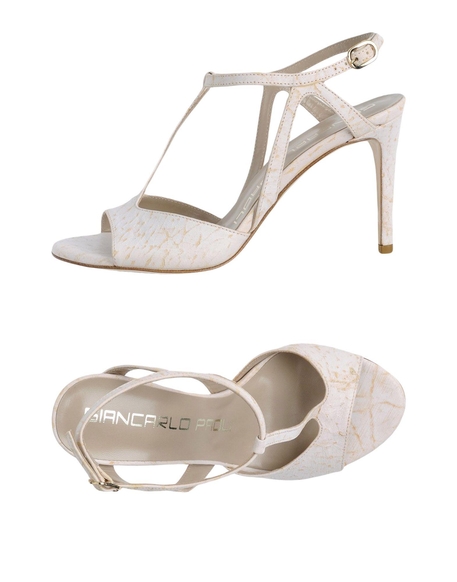 Giancarlo Paoli Sandalen Damen  11337162PD Gute Qualität beliebte Schuhe
