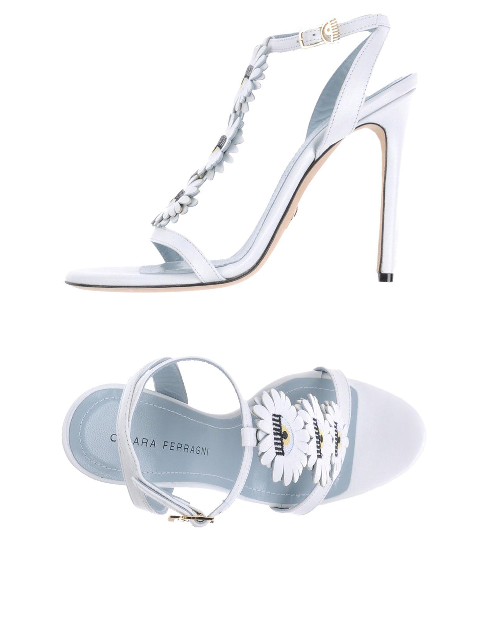 Chiara Ferragni Sandalen Damen  11337183EC Beliebte Schuhe
