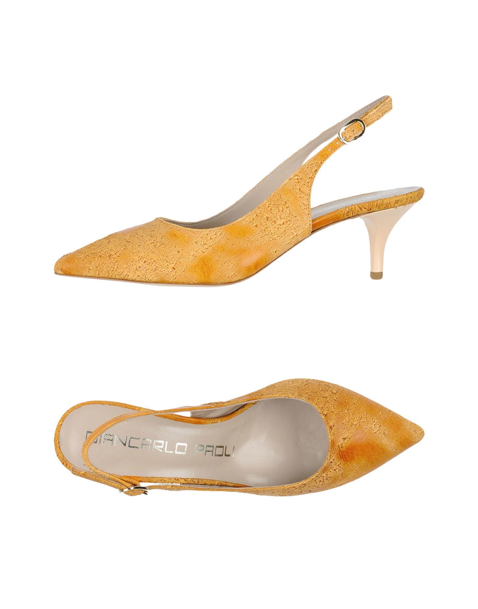 Giancarlo Paoli Pumps Damen  11337217WS Gute Qualität beliebte Schuhe