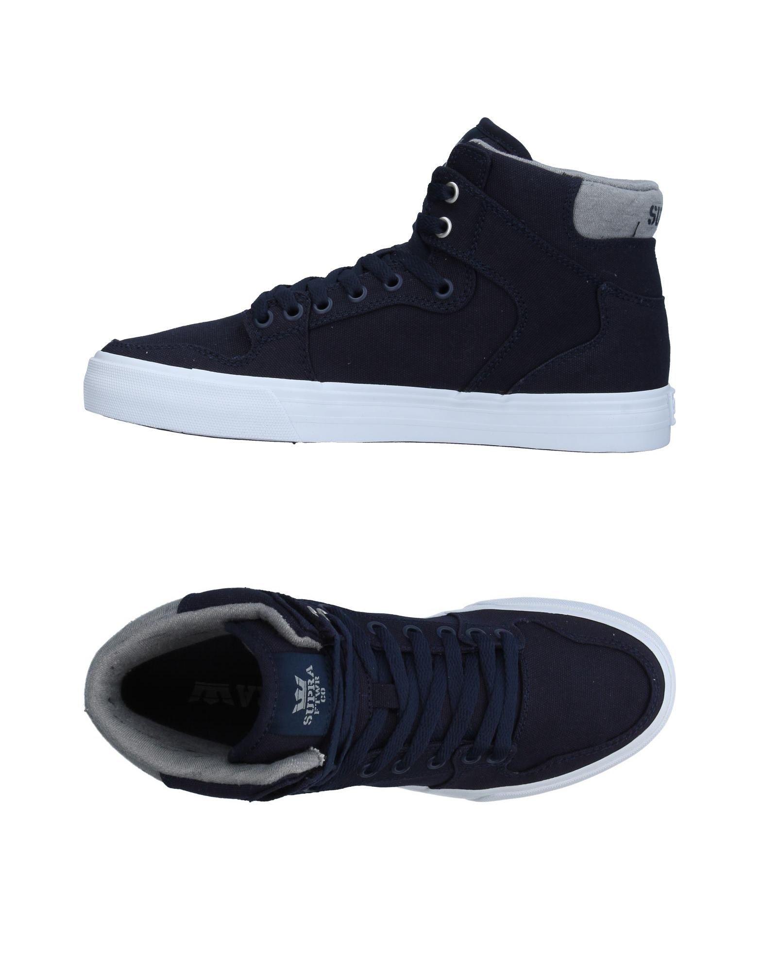 Rabatt echte Schuhe Supra Sneakers Herren  11337354XR