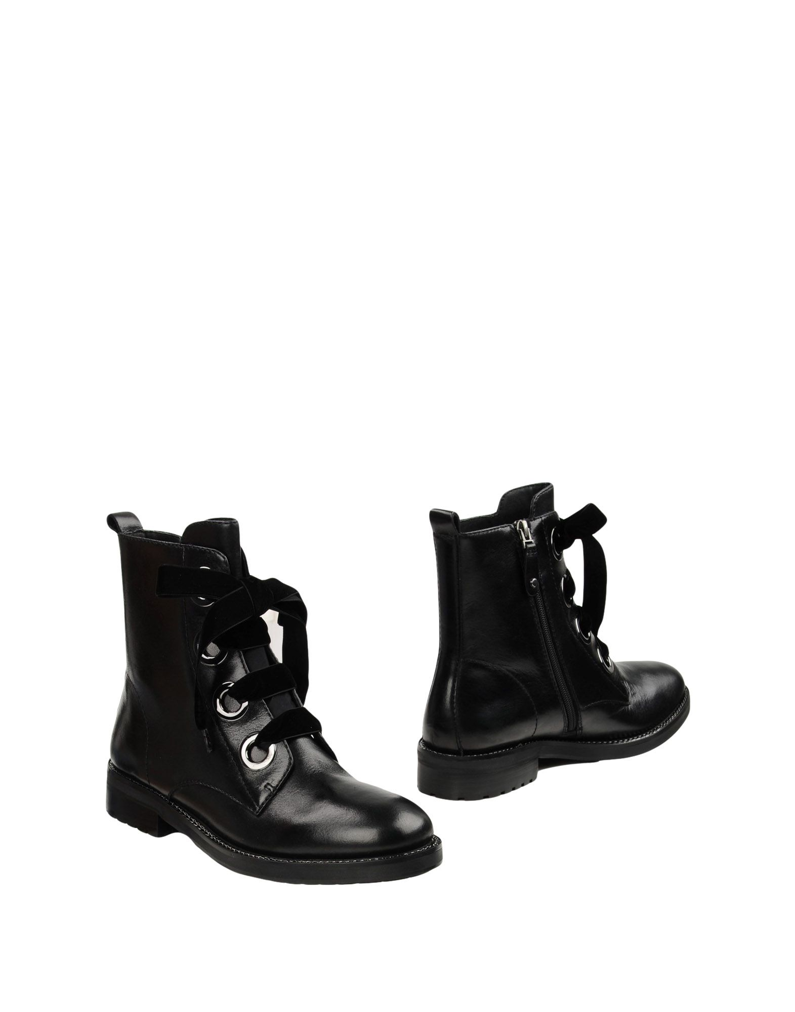 Stilvolle billige Schuhe Elvio Zanon Stiefelette Damen  11337382VV