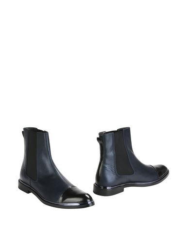 CARLO PAZOLINI Boots Dark blue Women