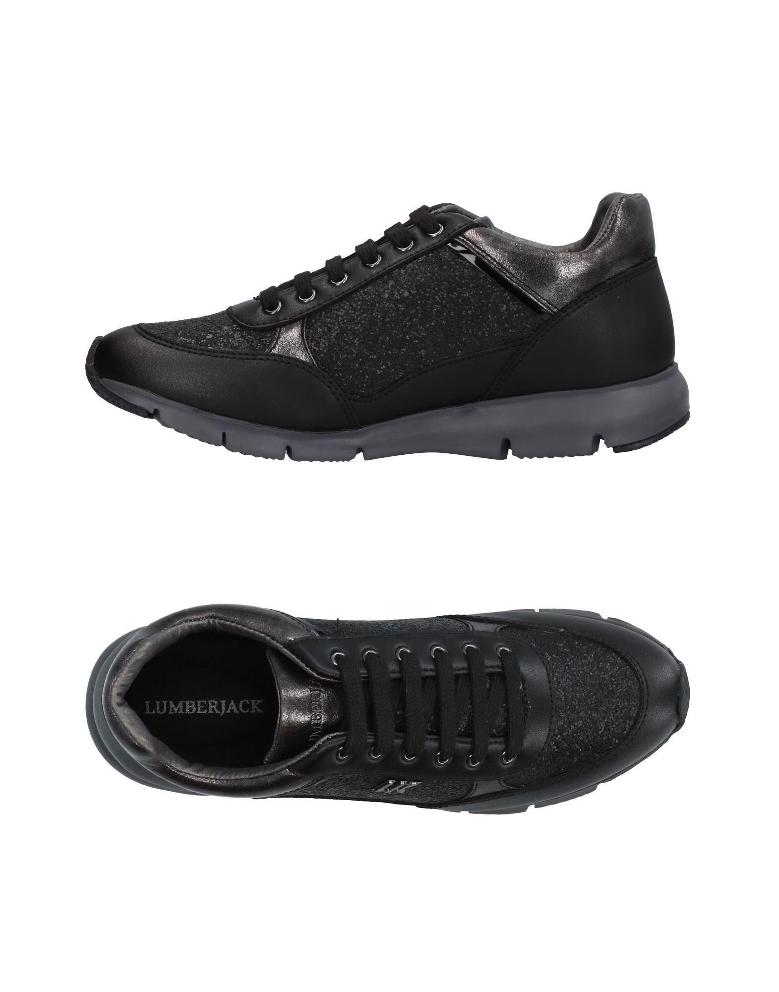 Baskets Lumberjack Femme - Baskets pas Lumberjack Noir Chaussures femme pas Baskets cher homme et femme 30cd8b