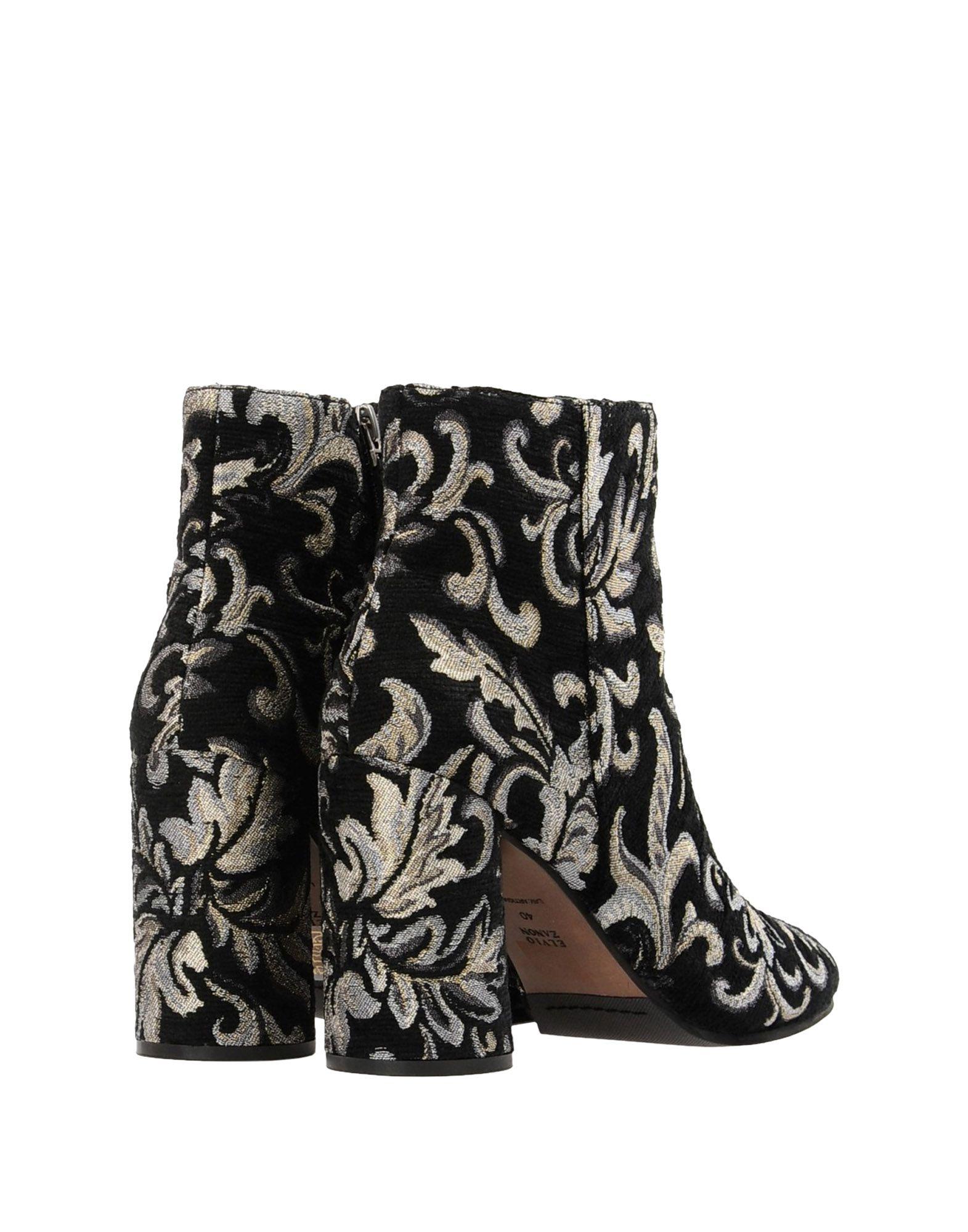 Elvio Zanon Ankle Boot - Women Women Women Elvio Zanon Ankle Boots online on  United Kingdom - 11337423QO a3f33d