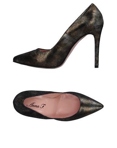 Los hombres zapatos más populares para hombres Los y mujeres Zapato De Salón Anna F. Mujer - Salones Anna F. - 11337432OE Bronce 55bba2