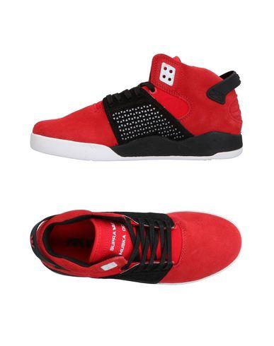 reputable site e4938 e5cd6 Zapatillas Supra Mujer - Zapatillas Supra - 11337536VC Rojo