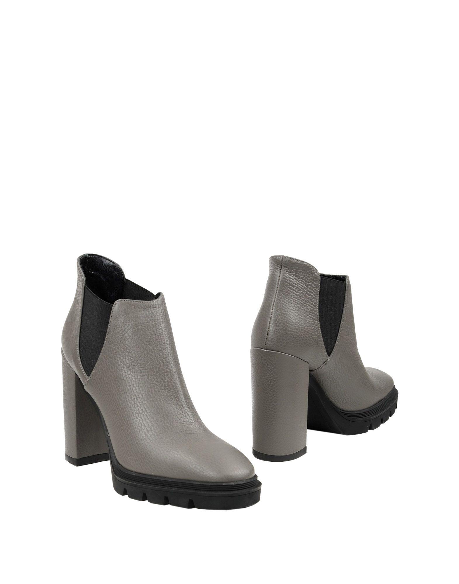 Gut um billige Schuhe zu tragenLeonardo Principi Stiefelette Damen  11337537SI