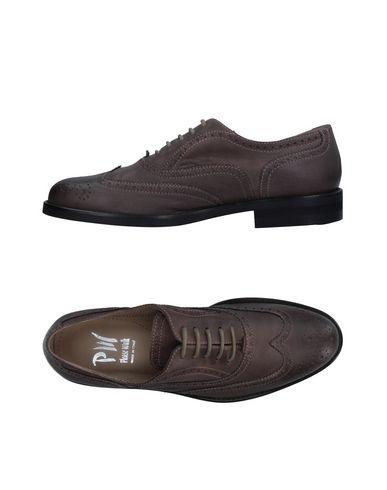 Zapatos con descuento Zapato De Cordones Please Walk Hombre - Zapatos De Cordones Please Walk - 11337631WU Plomo